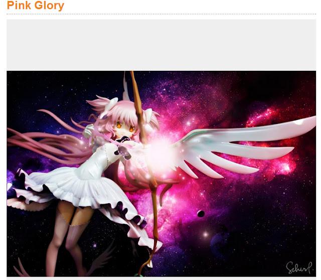 Pink Glory by Pinkcheeks