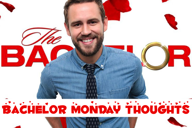 Bachelor Monday Thoughts