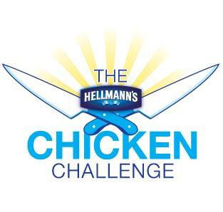 Hellmann's Chicken Challenge logo