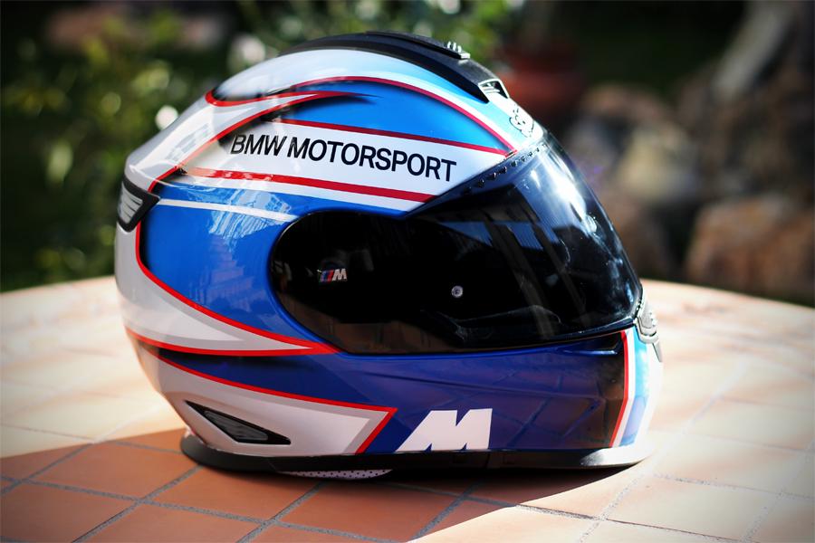 Racing Helmets Garage Schuberth Sr2 Quot Bmw Motorsport Quot By