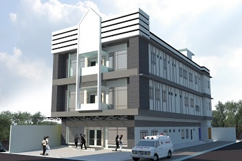 Desain Eksterior Klinik 3D Online Harga Desain Murah Meriah hanya 450ribu