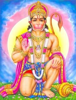 Yantrodharaka Hanumath stotram Meaning