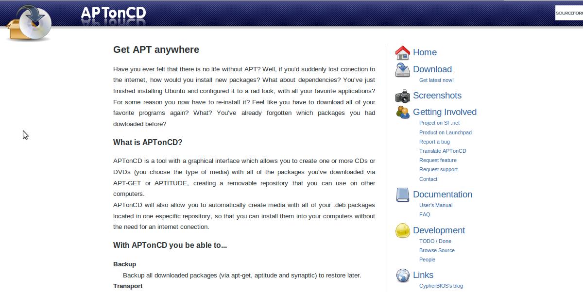 MEMBUAT REPOSITORY DENGAN APTonCD | Download Software PC dan Tutorial ...