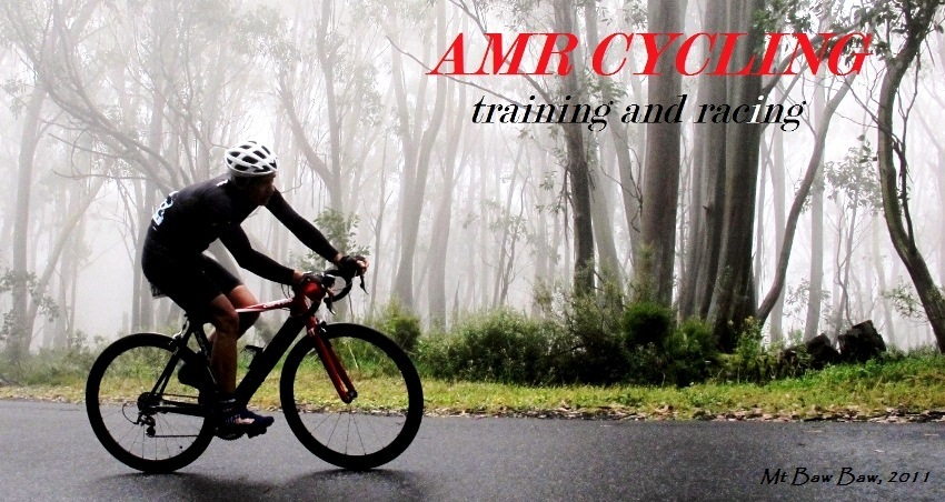 Cycling Blog by AMR