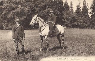 Scène de chasse - Cheverny