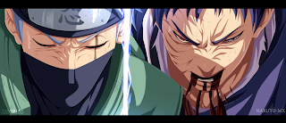 Kakashi Obito Anime HD Wallpaper Desktop PC Background