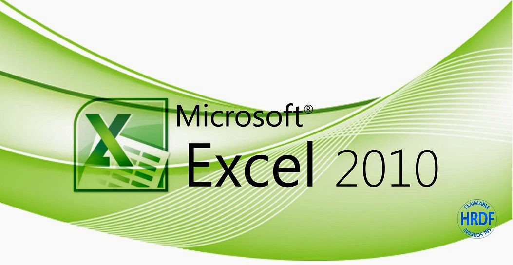 microsoft excel 2010 book pdf free