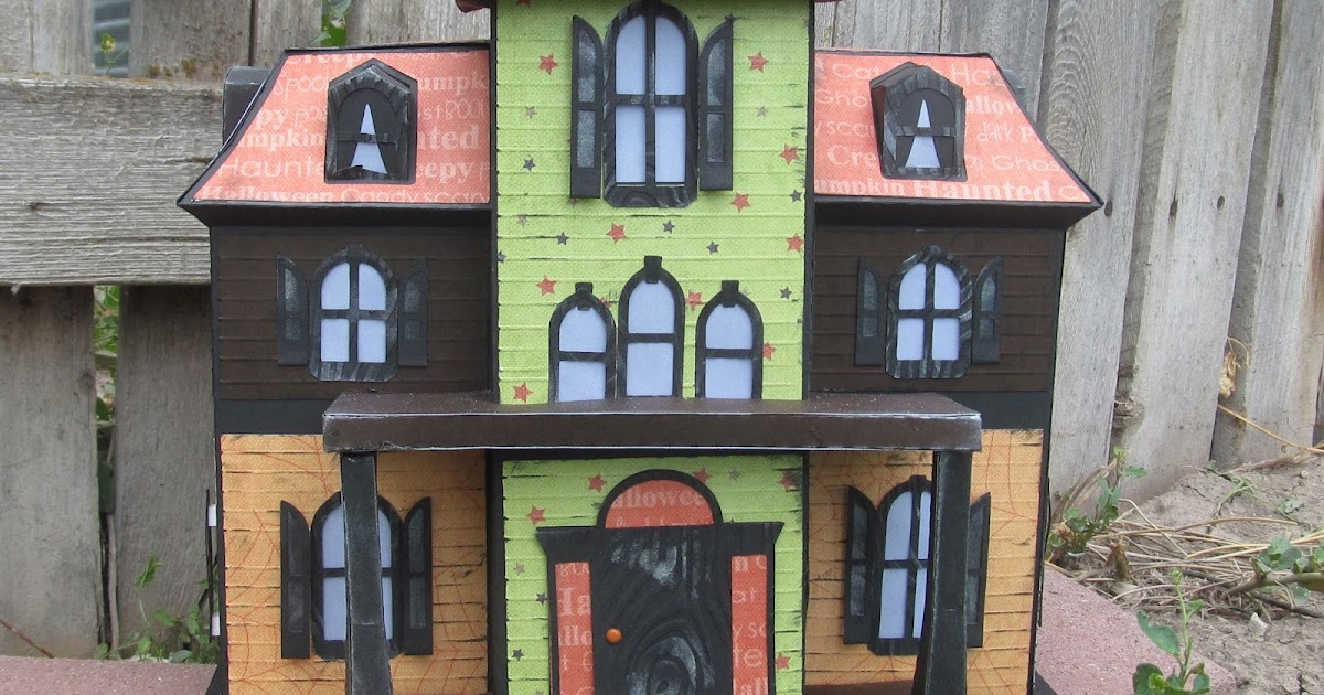 Haunted Houses Idea Closet