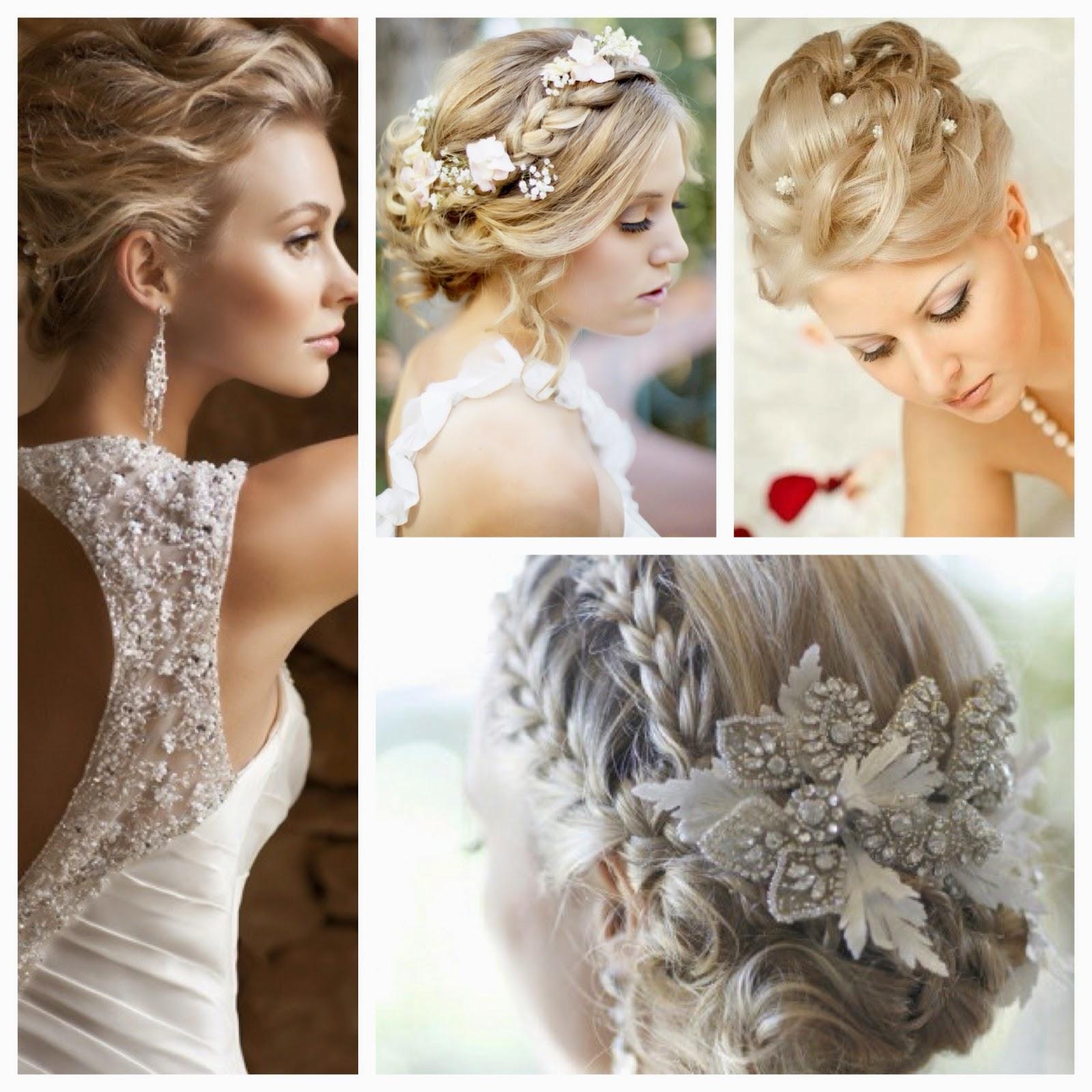 Tipos de recogidos para novias mis secretos de boda events - Recogidos altos para bodas ...