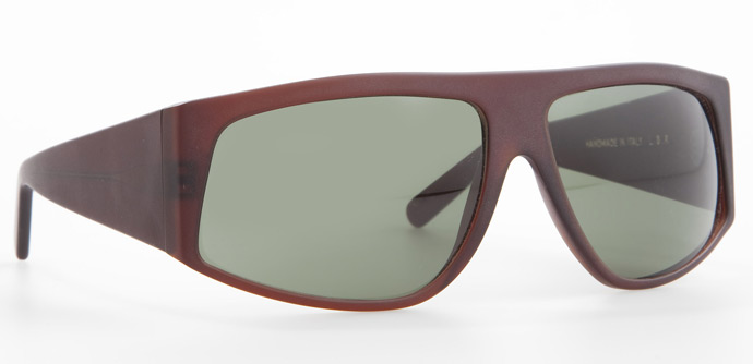 Buy contrast, buy colour: LGR 2012 sunglasses: Tsavo