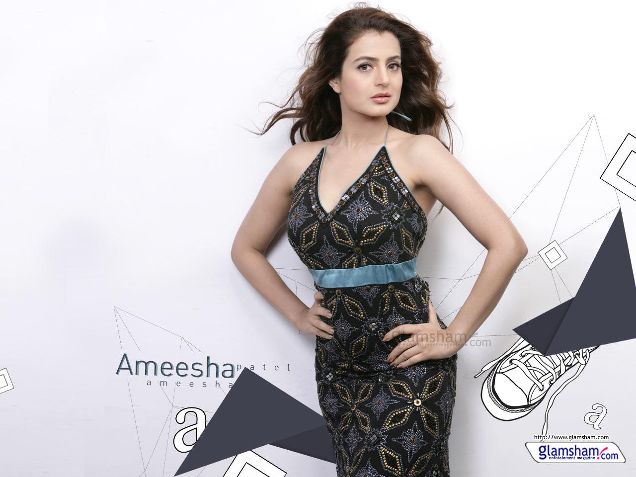 , Amisha Patel Hot Unseen Pics - Part 2