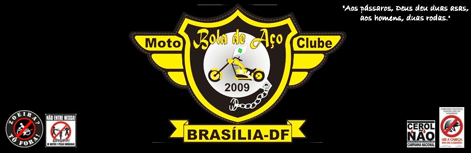 Bola de Aço Moto Clube