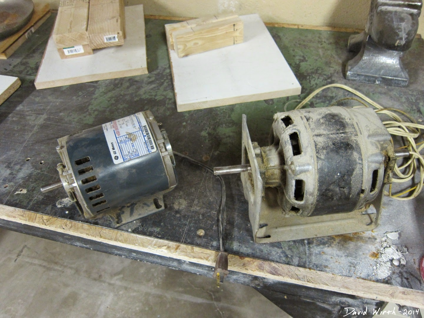 electric motor for woodworking tools, make tool
