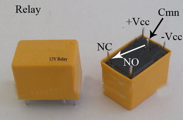 Relay+Small clap switch circuit using ne555 timer ic circuits gallery