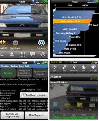 ROM TermaRomGR v2.1 european csc for galaxy y