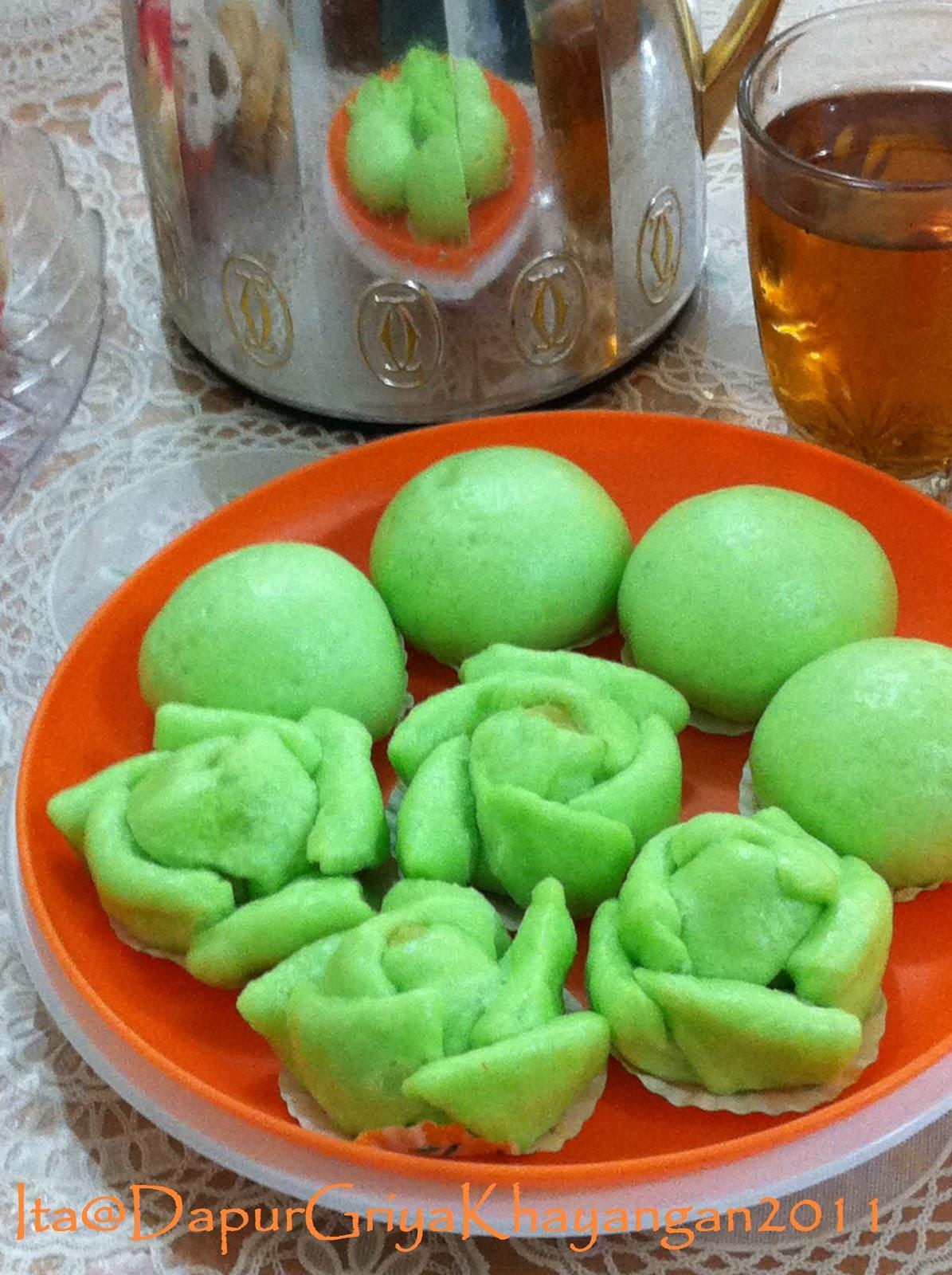 berikut resep kue bakpao kacang ijo dan cara membuatnya bahan