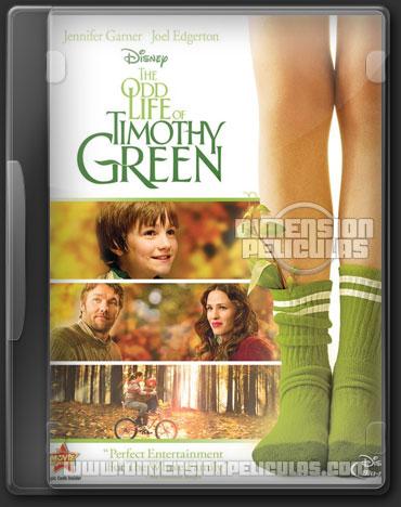La extraña vida de Timothy Green (BRRip HD Ingles Subtitulado) (2012)