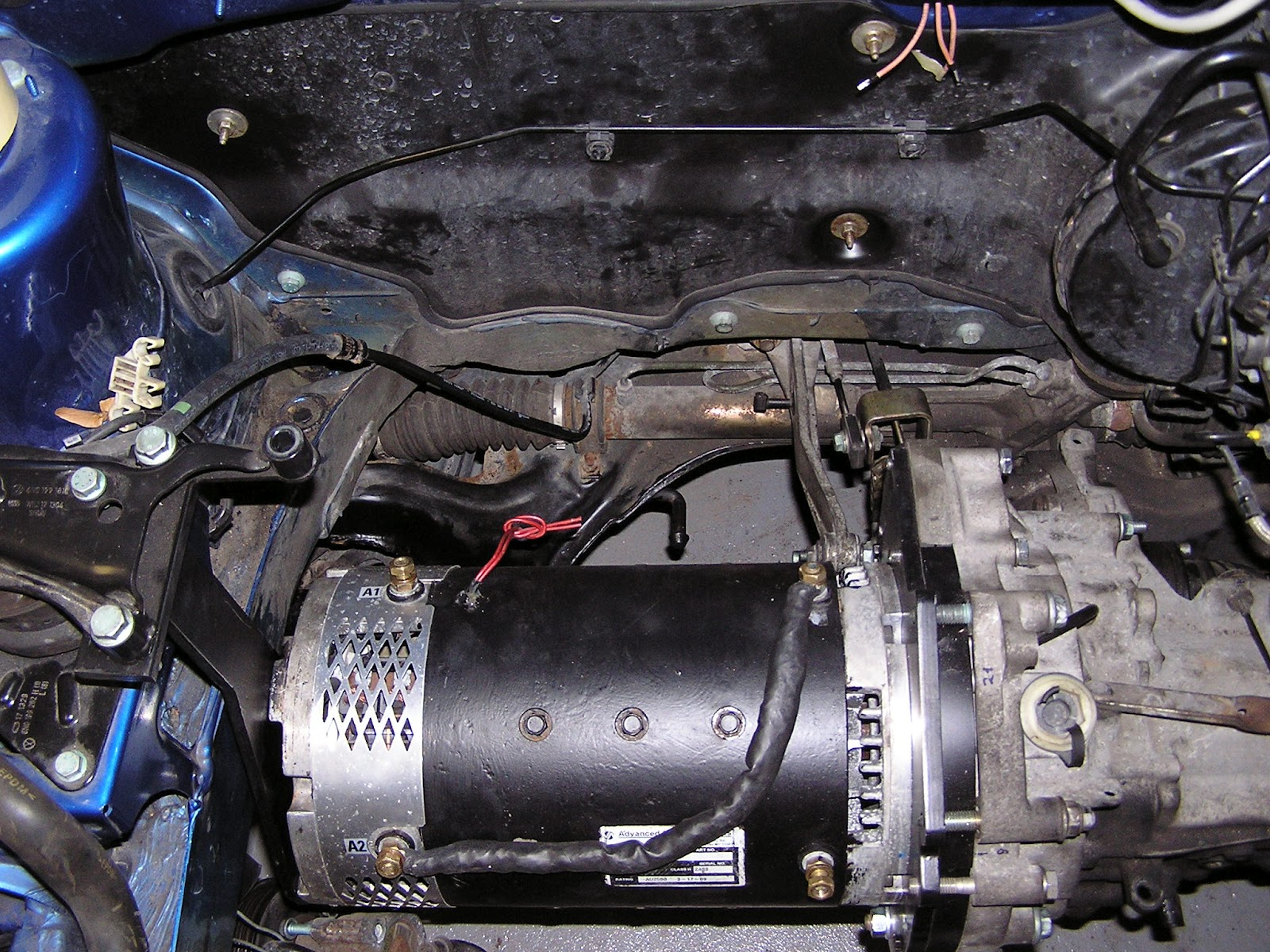 Zpm Zero Polo Mobil Elektro Vw Polo E Motor Mit