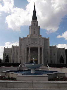 Houston Texas LDS Temple