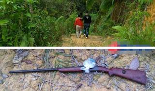 Polis selesai kes tembak bunuh di Balingian, Sarawak