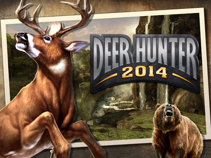Deer Hunter 2014 App iTunes App By Glu Games Inc - FreeApps.ws