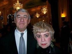 *M. Claude GOASGUEN, Ancien Ministre, Député-Maire du 16ème Arrondissement & Morgane BRAVO*
