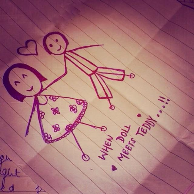 Cute Love Sweet Display Picture | Whatsapp Display Picture