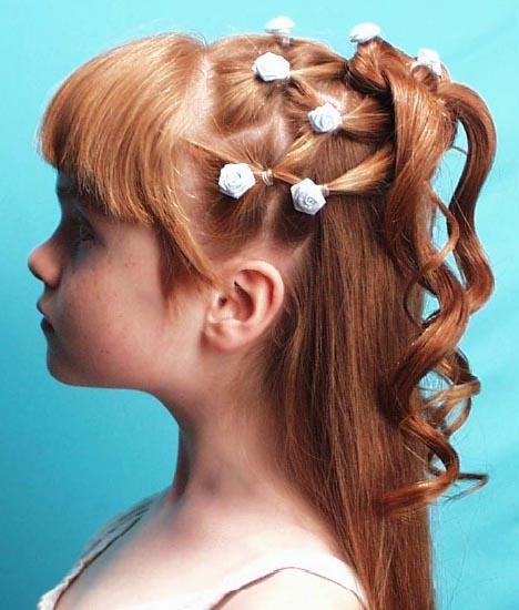 Peinados Para Ninas De