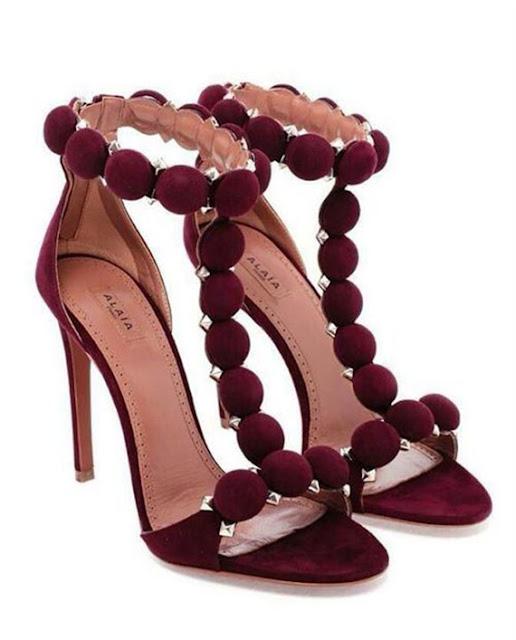 aliaia heels DIY, pom pom hells DIY, no sew DIY