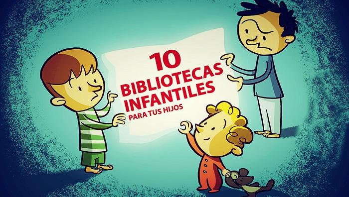 bibliotecas virtuales infantiles para tus hijos