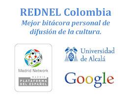 REDNEL Colombia entre los 10 mejores blogs en el I Concurso de Blogs de la UAH, MaNet & Google 2012