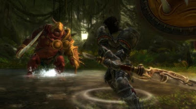 Kingdoms of Amalur Reckoning Gameplay PC