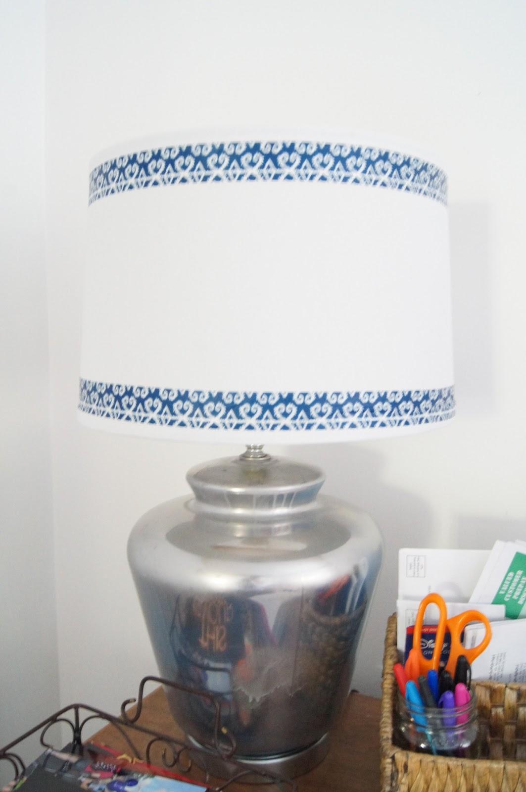 how to make washi lamp