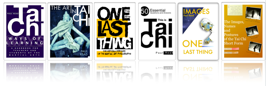 Tai CHi Books by paul Read