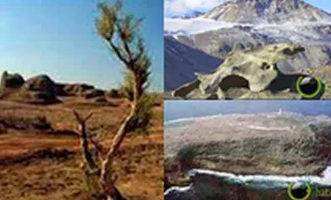 7 Tempat Misiterius di Dunia yang Jarang Diketahui Orang