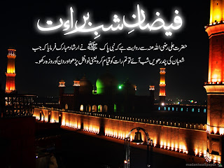 Shab e Barat HD prayer Wallpaper