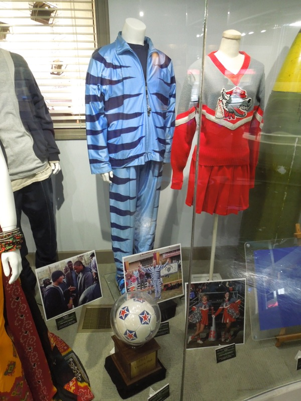 Will Ferrell Kicking Screaming coach tracksuit