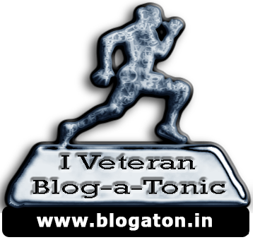 Veteran Blog-a-tonic