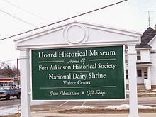 The National Dairy Shrine Museum, Fort Atkinson, Wis
