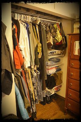 Master Bedroom Closet - MASTERED!