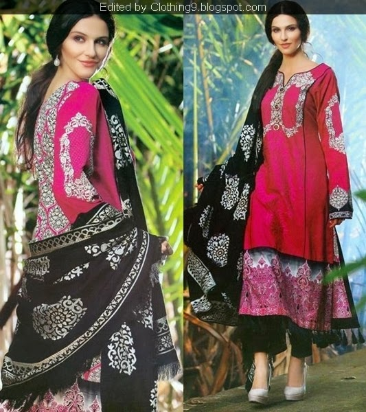 LSM Gorgeous Wintery Prints 2014-15