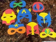 makeshift masks