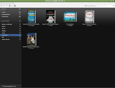 Δωρεάν πρόγραμμα Kindle for PC και apps