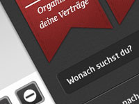 Style elements in the design of user interfaces