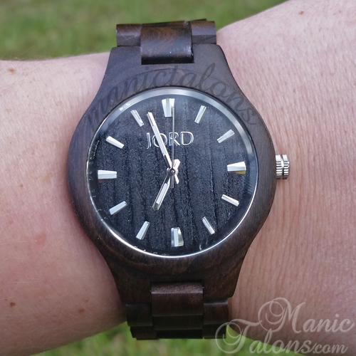 Men's Fieldcrest Jord Wood Watch