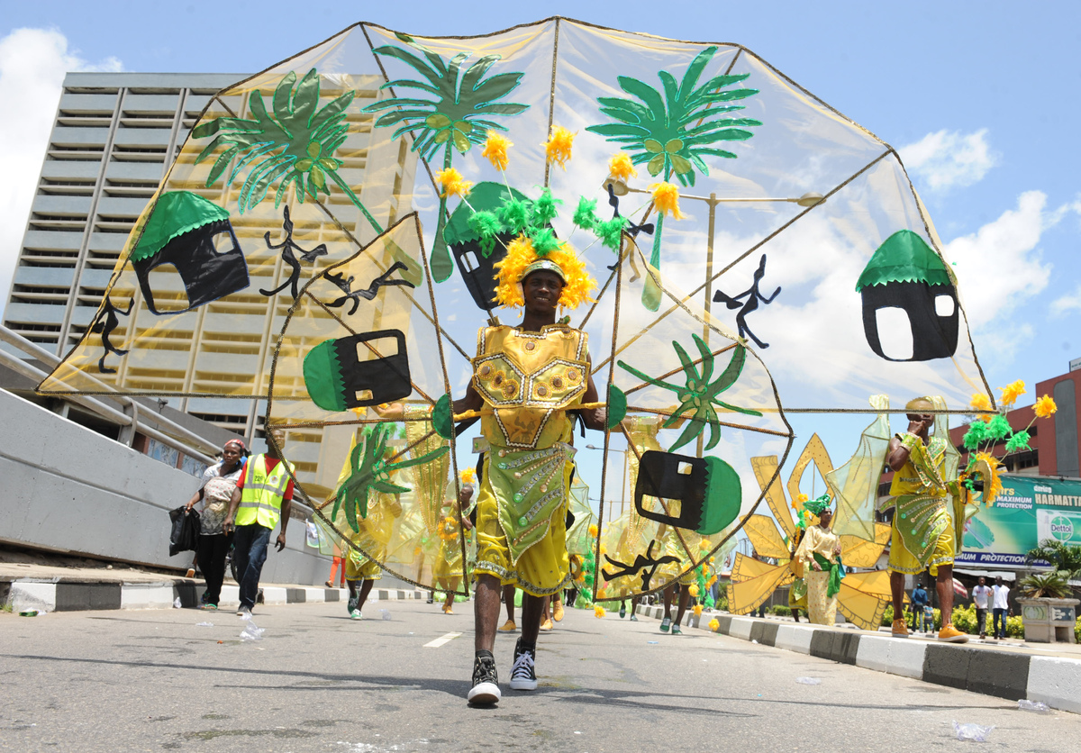 Lagos carnival festival highlights