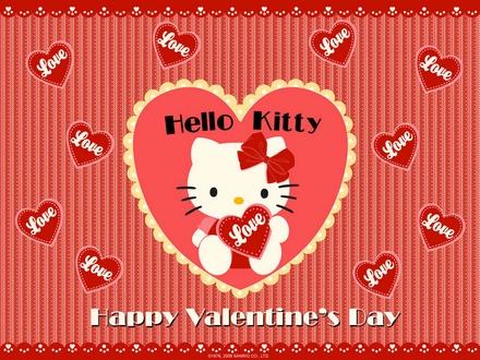 Hello Kitty Forever Hello Kitty Valentine Greetings – Hello Kitty Valentine Cards