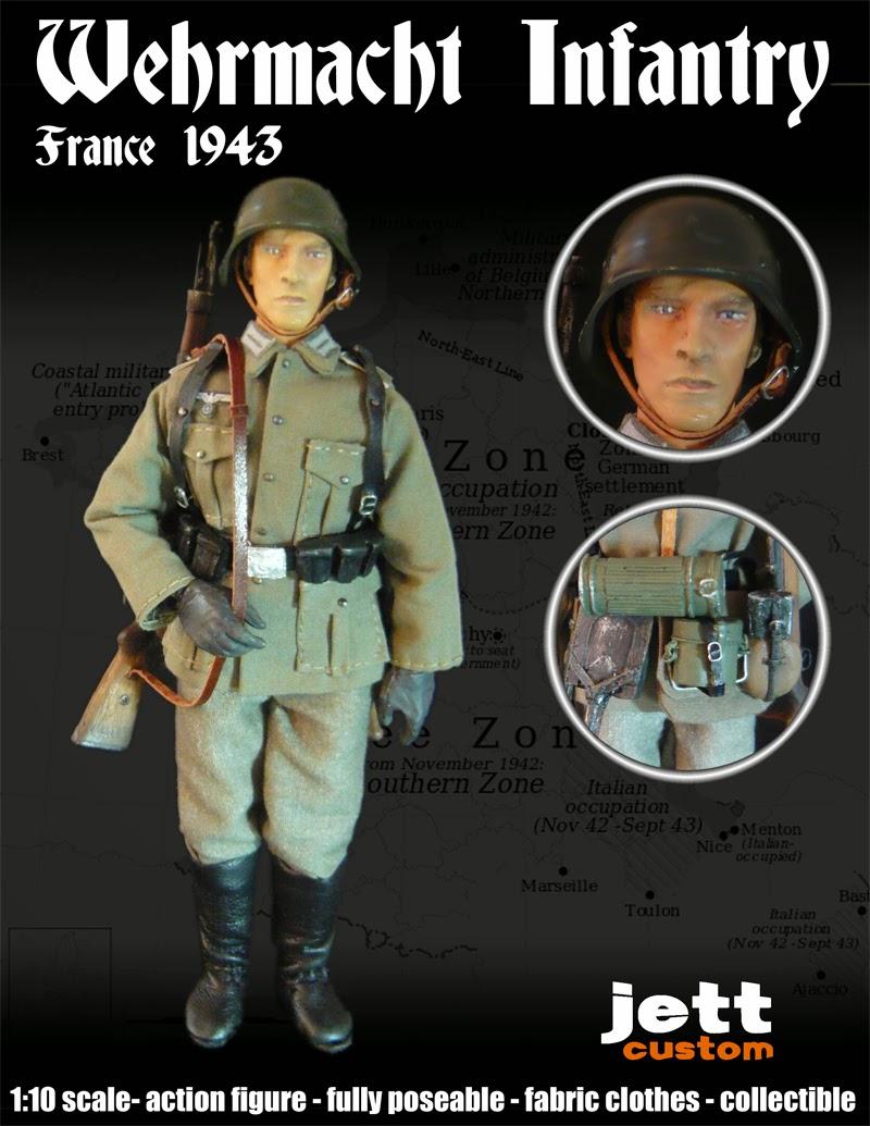 Madelman Wehrmacht