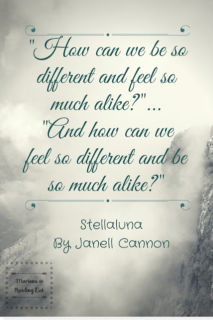 Stellaluna by Janell Cannon  a feature on Reading List's Children's Corner