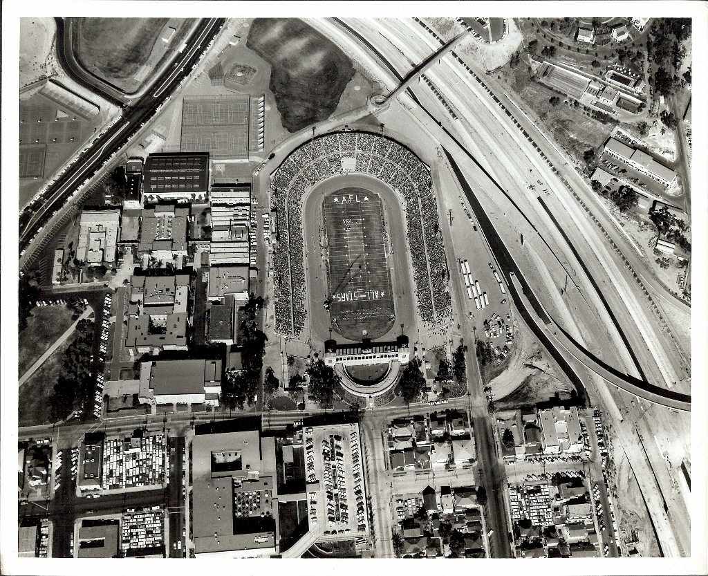 Balboa Stadium Archives Tales From The Afl Tales From